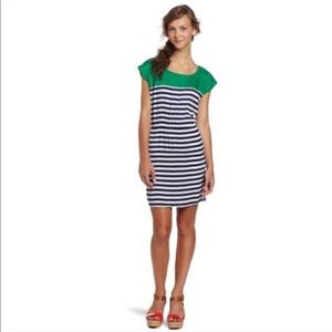 Necessary Objects Nautical Stripe Dress